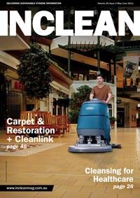 May/June INCLEAN magazine printed