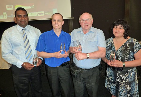 BSCAA NSW Award winners 2011