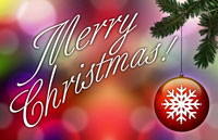 Season's greetings from the INCLEAN and AUSCLEAN team