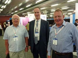 WFBSC 2014's Stan Doobin at Ausclean PULIRE 2014