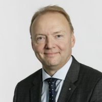 ISS Group CEO Jeff Gravenhorst. ISS Photo courtesy: www.issworld.com