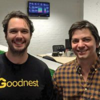 Goodnest co-founders James MacAvoy and Richard Humphries