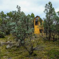 TLC was awarded second place for its remote area, waterless pod-designed toilet on Skullbone Plains Reserve.