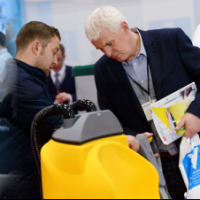 Photo courtesy: The Cleaning Show www.cleaningshow.co.uk
