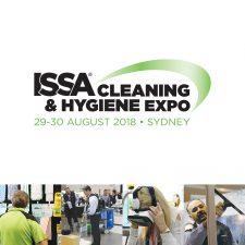 ISSA Cleaning & Hygiene Expo Australia @ ICC Sydney Exhibition Centre | Sydney | New South Wales | Australia