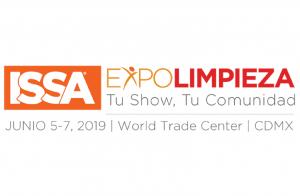 ISSA Expo Limpieza @  World Trade Center Mexico City, 1-2 Hall